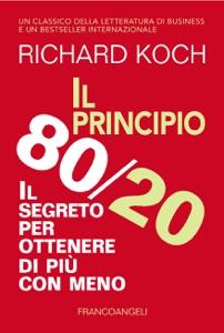 Il principio 80/20 Book Cover