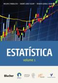 Estatística - volume 1 Book Cover