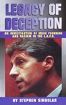 Legacy Of Deception An Investigation Of Mark Fuhrman  Racism In The LAPD