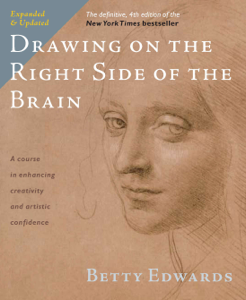 Drawing on the Right Side of the Brain Buch-Cover