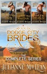 Dodge City Brides Boxed Set