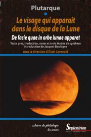Le visage qui apparaît dans le disque de la lune
