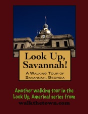 Look Up, Savannah! A Walking Tour of Savannah, Georgia