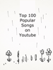 Bold Rain - Top 100 Popular Songs on Youtube With Video Links  artwork