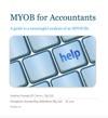 MYOB For Accountants