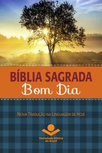 Bíblia Sagrada Bom Dia Book Cover