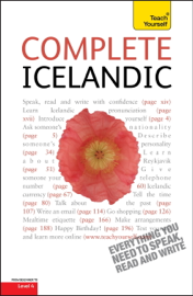 Complete Icelandic Beginner to Intermediate Course
