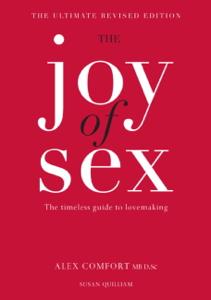 The Joy of Sex Libro Cover