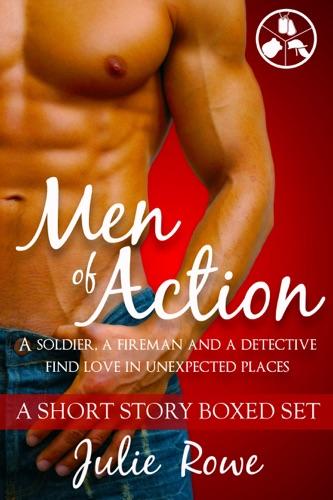 Julie Rowe - Men of Action