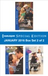 Harlequin Special Edition January 2016 - Box Set 2 Of 2