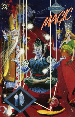 Neil Gaiman & Paul Johnson - The Books of Magic (1990-) #4