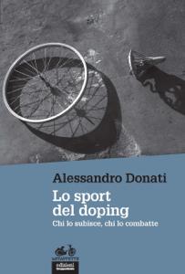 Lo sport del doping Copertina del libro