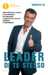 Leader di te stesso Libro Cover