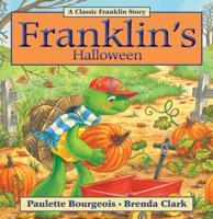Paulette Bourgeois - Franklin's Halloween artwork