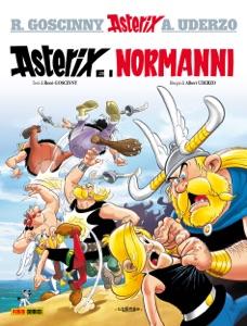 Asterix e i Normanni Book Cover