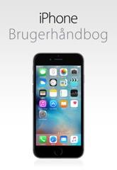 Brugerhåndbog til iPhone til iOS 9.3