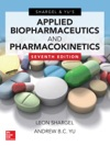 Applied Biopharmaceutics  Pharmacokinetics Seventh Edition