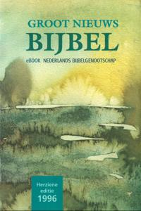 Groot Nieuws Bijbel Boekomslag