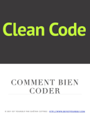 Comment bien coder