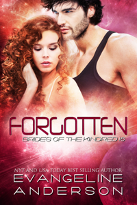 Forgotten...Book 16 in the Brides of the Kindred Series Boekomslag