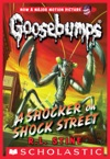 Classic Goosebumps 23 A Shocker On Shock Street