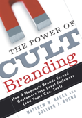 The Power of Cult Branding Book Cover