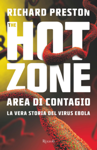 The Hot Zone Copertina del libro