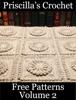 Priscilla Hewitt - Priscilla's Crochet Free Patterns Volume 2 grafismos