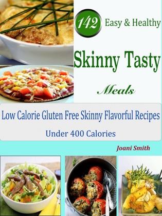 142 Easy & Healthy Skinny Tasty Meals image