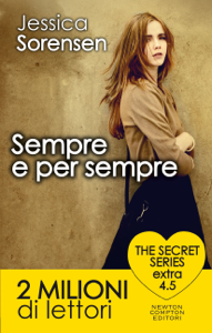 Sempre e per sempre. The Secret Series Extra 4.5 Book Cover