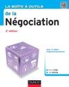 La Bote  Outils De La Ngociation - 2e D