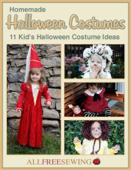 1. Homemade Halloween Costumes: 11 Kids Halloween Costume Ideas
