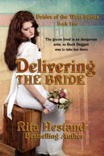 Delivering the Bride (Book Two of the Brides of the West)