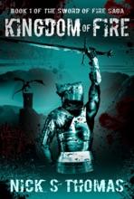 Kingdom of Fire (The Sword of Fire Saga)