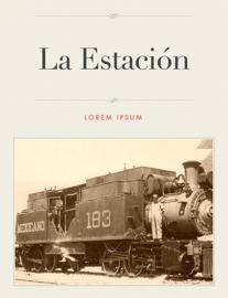 La Estación book
