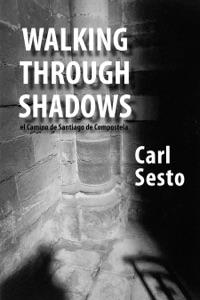 Walking Through Shadows: el Camino de Santiago de Compostela Book Cover
