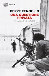 Una questione privata Book Cover