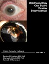 Ophthalmology Oral Review Study Manual