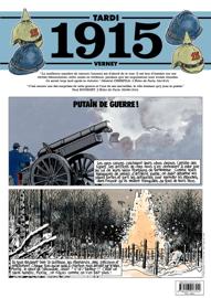 Journal de guerre – 1915 Par Journal de guerre – 1915