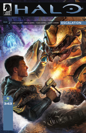 Halo: Escalation #2 book