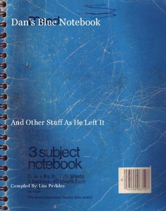 Dan's Blue Notebook image