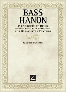 Bass Hanon Copertina del libro
