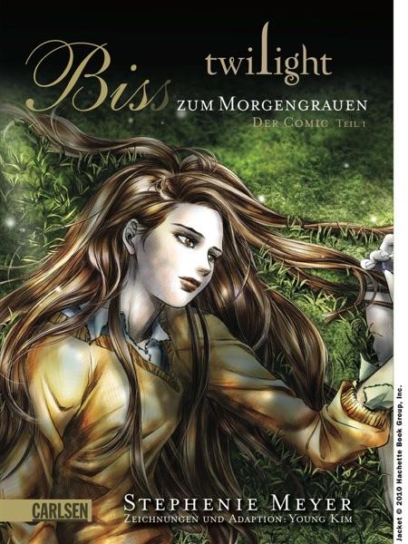 Twilight: Biss zum Morgengrauen - Der Comic