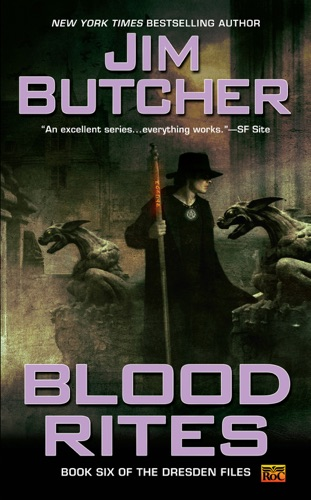 Jim Butcher - Blood Rites