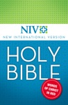 NIV Holy Bible Red Letter Edition