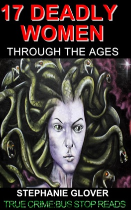 17 Deadly Women Through the Ages+ book cover