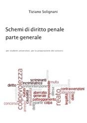 Schemi di diritto penale - parte generale