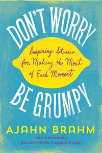 Don't Worry, Be Grumpy Book Cover