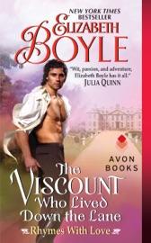 The Viscount Who Lived Down the Lane - Elizabeth Boyle by  Elizabeth Boyle PDF Download