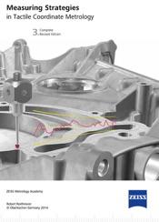 Measuring Strategies in Tactile Coordinate Metrology (Carl Zeiss Academy Metrology)